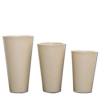 Vaso Cone Damasco